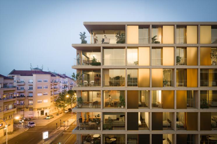The One: novo projeto residencial assinado por Souto de Moura em Lisboa vai custar 40 milhões