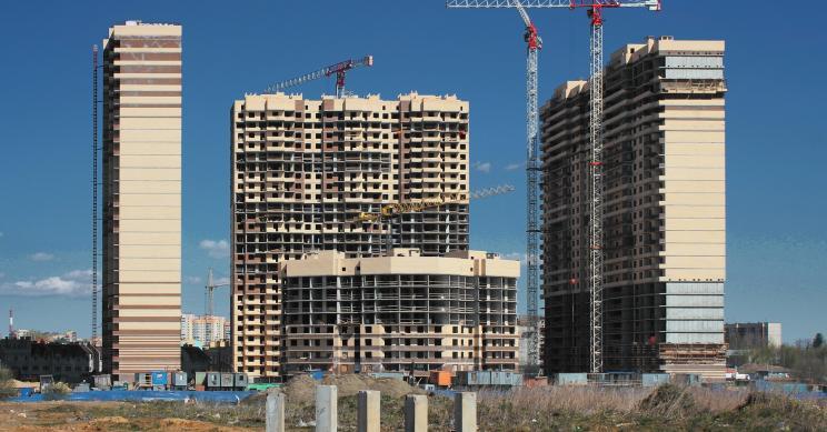 Construção nova mais cara: custos disparam 5,9% num ano